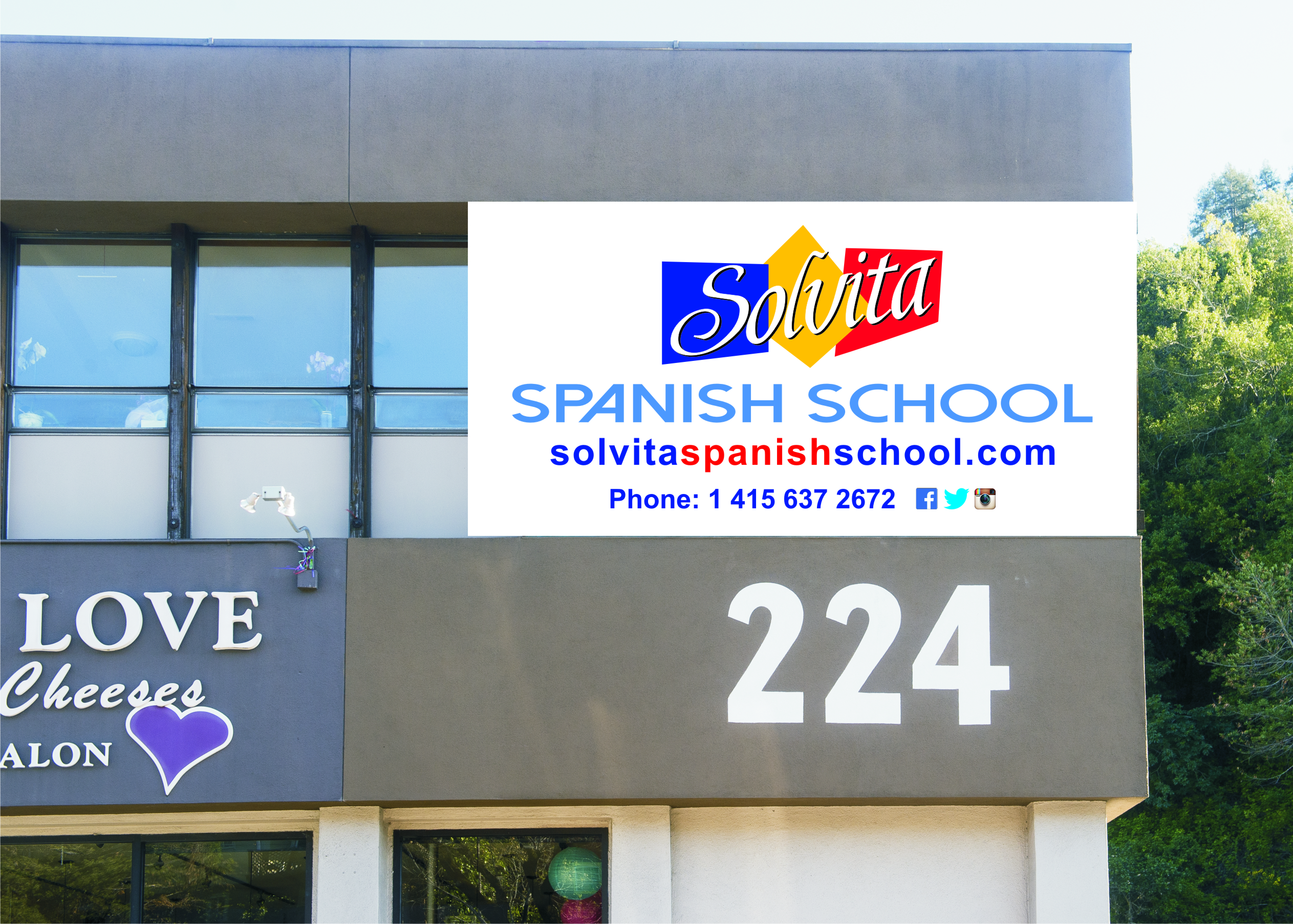 Join Solvita Spanish School today and Say Si to learn Spanish
