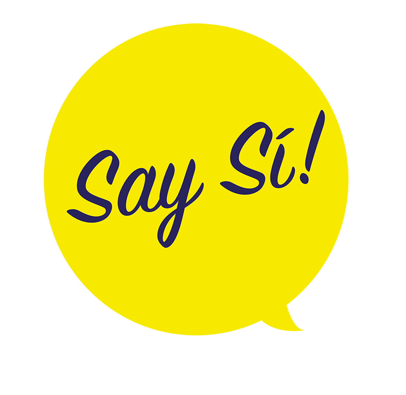 Say Sí to learn Spanish with us!