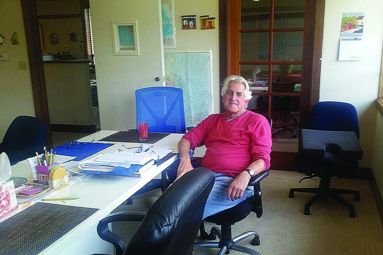 Alan, un maravilloso abogado y alumno inmejorable