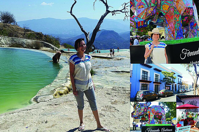 Explorando Oaxaca para compartir con nuestros alumnos