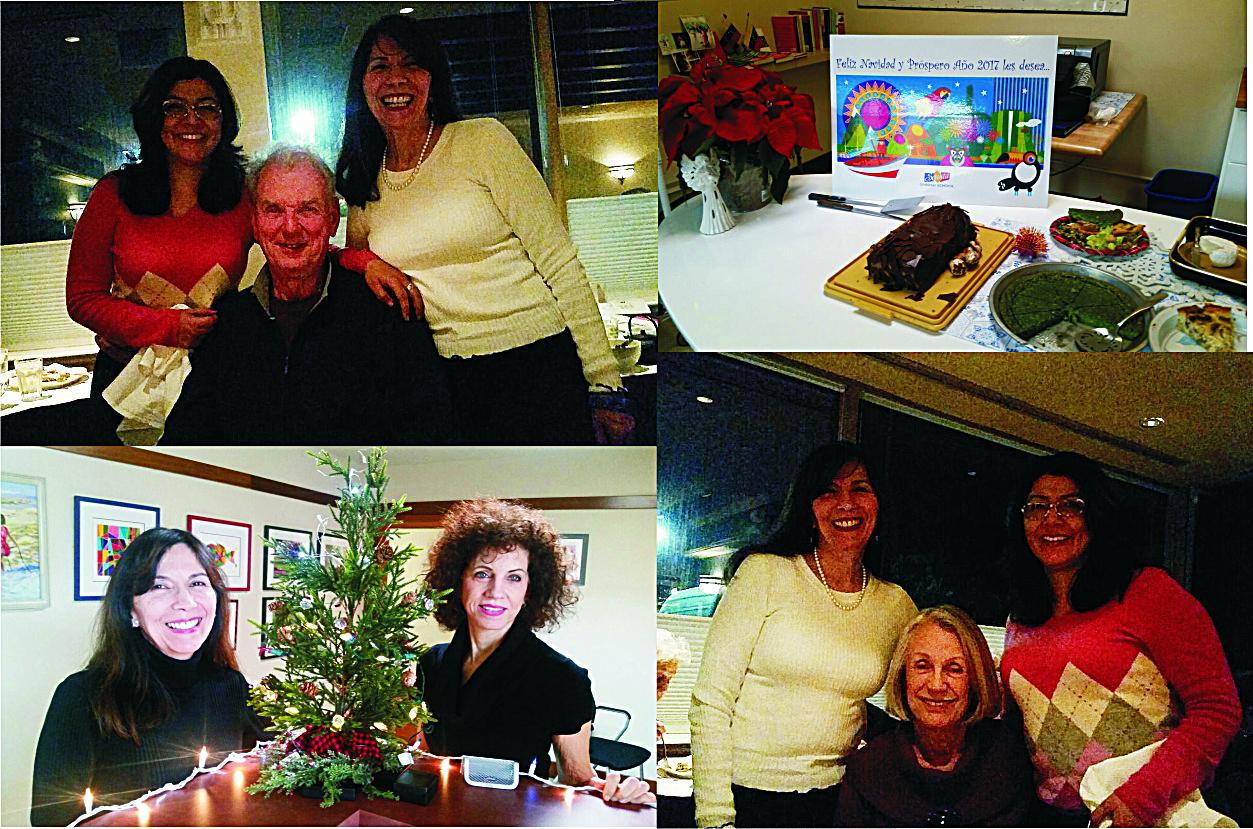 La pasamos genial en navidad