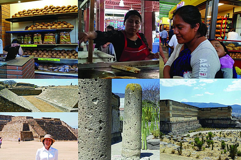 Un maravilloso viaje de alumnos y profesores a Oaxaca, México