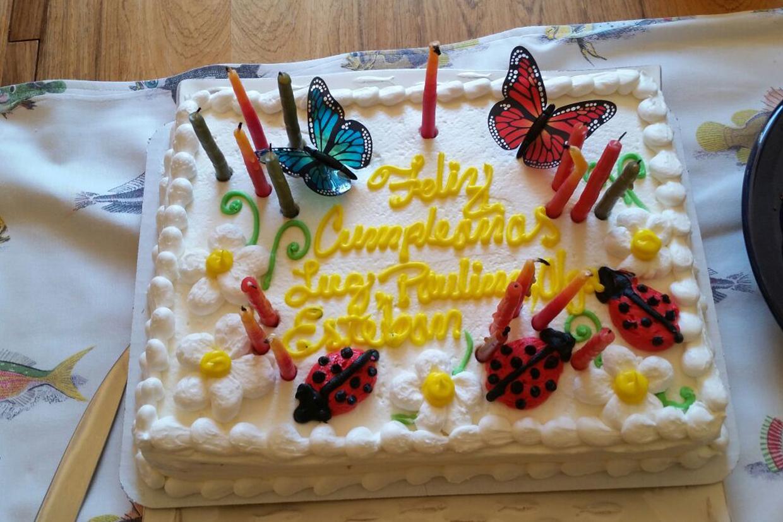 !Una gran celebración!